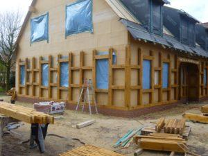 Holzrahmenbauten