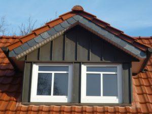 Dachdecker- und Klempnerarbeiten